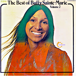 Cover image of The Best Of Buffy Sainte-Marie 2