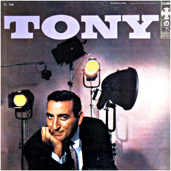 Cover image of Tony