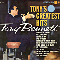 Cover image of Tony's Greatest Hits