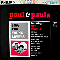 Cover image of Sing For Young Lovers