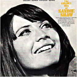 Cover image of The Golden Hits Of Sandie Shaw