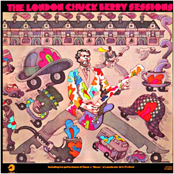 Cover image of The London Sessions