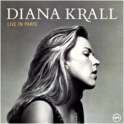 Cover image of Live In Paris