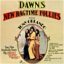 Cover image of Dawn's New Ragtime Follies
