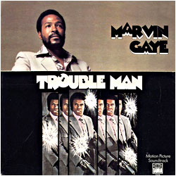 Cover image of Trouble Man