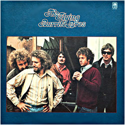 Cover image of The Flying Burrito Bros