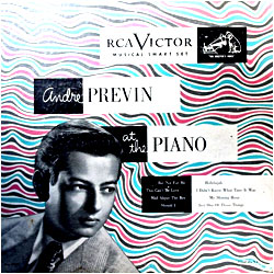 Cover image of Previn Plays The Piano