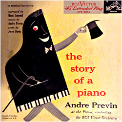 Cover image of The Story Of A Piano