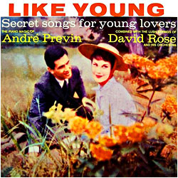 Cover image of Secret Songs For Young Lovers