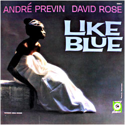 Cover image of Like Blue