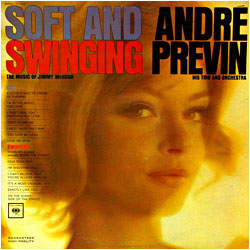 Cover image of Soft And Swinging