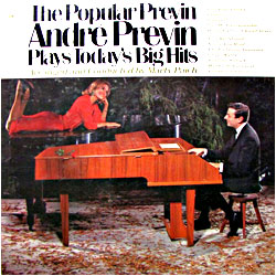 Cover image of The Popular Previn