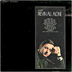 Cover image of All Alone