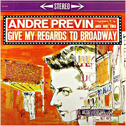 Cover image of Give My Regards To Broadway