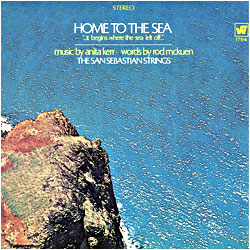 Cover image of Home To The Sea
