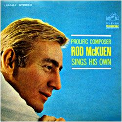 Cover image of Sings His Own