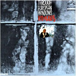 Cover image of Through European Windows