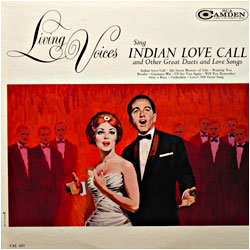 Cover image of Indian Love Call