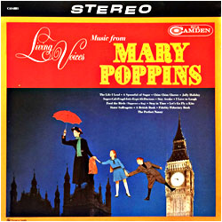 Cover image of Music From Mary Poppins