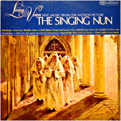 Cover image of The Singing Nun