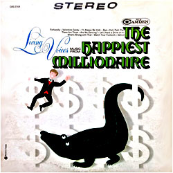 Cover image of The Happiest Millionaire