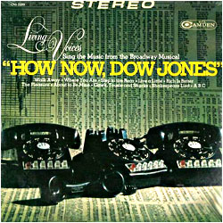 Cover image of How Now Dow Jones