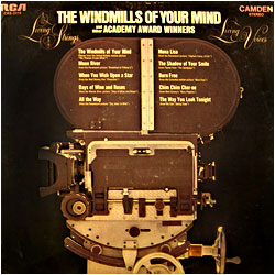 Cover image of The Windmills Of Your Mind
