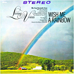 Cover image of Wish Me A Rainbow