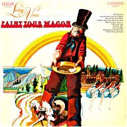 Cover image of Paint Your Wagon