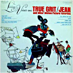 Cover image of True Grit / Jean