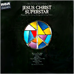 Cover image of Jesus Christ Superstar