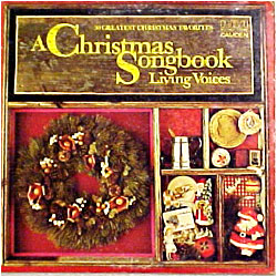 Cover image of A Christmas Songbook
