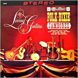 Cover image of Folk-Dixie Jamboree
