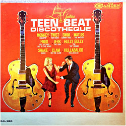 Cover image of Teen Beat Discotheque