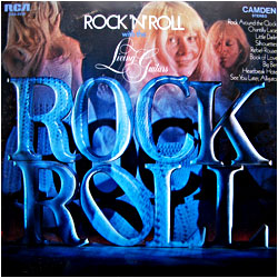 Cover image of Rock'n Roll With The Living Guitars
