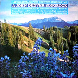 Cover image of A John Denver Songbook