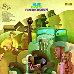 Cover image of Blue Grass Breakdown