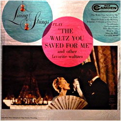 Cover image of The Waltz You Saved For Me