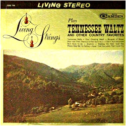 Cover image of Tennessee Waltz