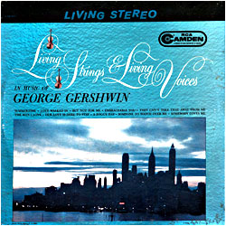 Cover image of In Music Of George Gershwin