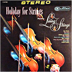 Cover image of Holiday For Strings