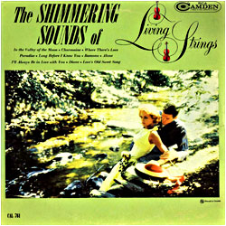 Cover image of The Shimmering Sounds