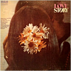 Cover image of Theme From Love Story