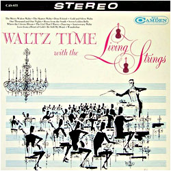 Cover image of Waltz Time