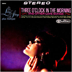 Cover image of Three O'clock In The Morning