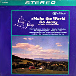 Cover image of Make The World Go Away