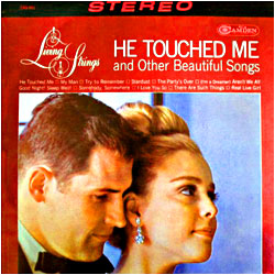Cover image of He Touched Me