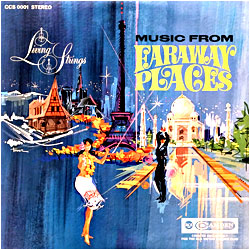 Cover image of Music From Faraway Places