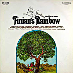 Cover image of Finian's Rainbow