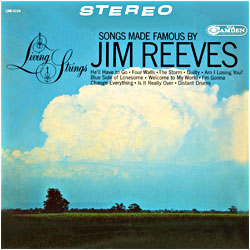 Cover image of Songs Made Famous By Jim Reeves